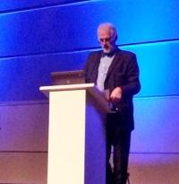 Keynote-Sprecher Walter Baets